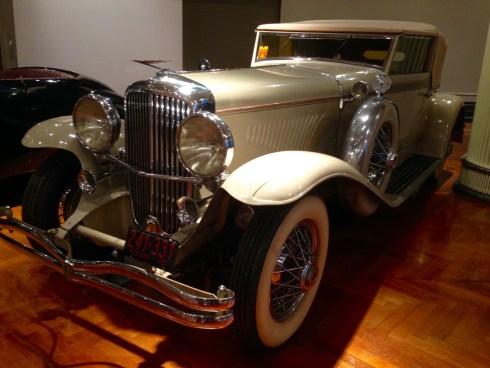 1931 Duesenberg Model 'J'