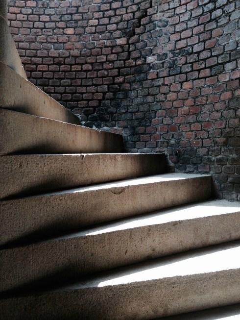 Ft Zach Stairway