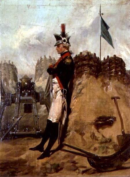 Hamilton - New York Artillery