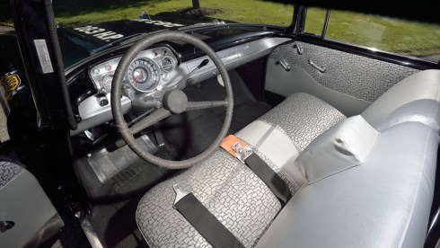 Black Widow interior