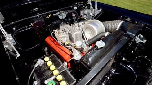 283 Black Widow engine