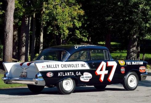 '57 Chevy Black Widow