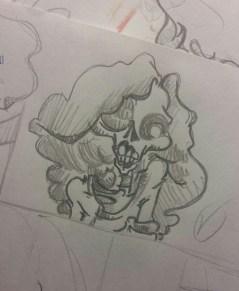 día 3 - espejos sketch