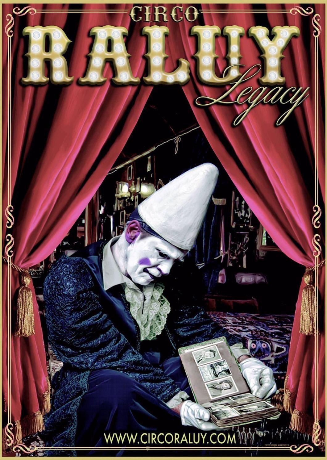 cartel-circo-raluy-legacy-luis-raluy