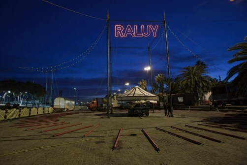 Circ Raluy - Barcelona - 12/2009 - Nova carpa