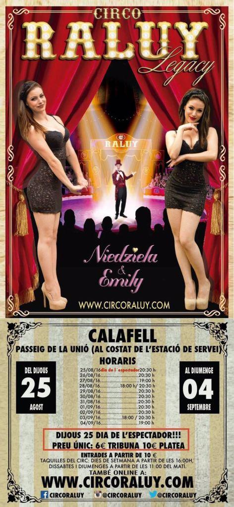 Circo Raluy Calafell