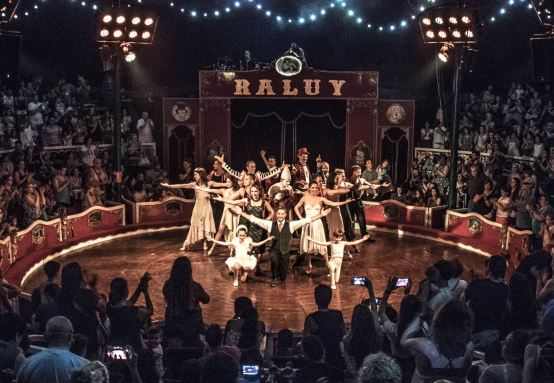 Circo Raluy Nuevo Espectáculo