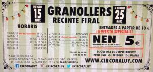 Granollers Circo Raluy