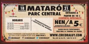 Circo Raluy 2018-10-18 Matar