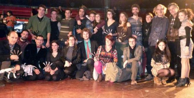 Eventos Profesionales. Gala de los premios de Circ de Catalunya 2011