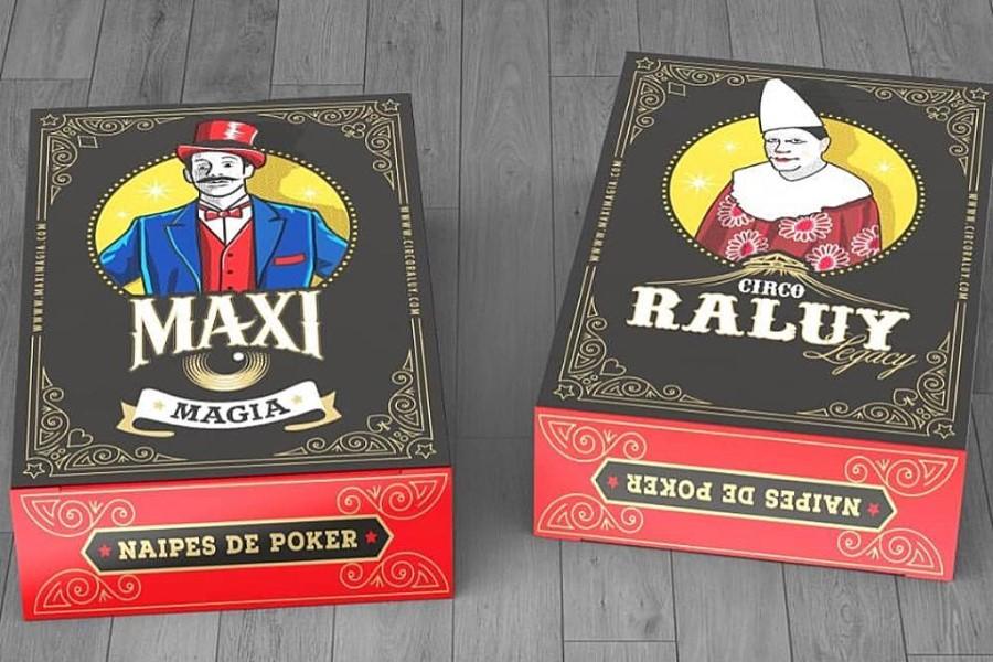 Manualidades Navideñas con el Set de Magia del Circo Raluy