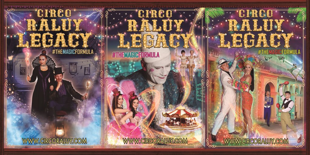Circo Raluy Legacy. The Magic Fórmula 2019-2020