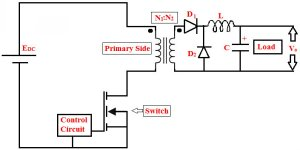 Circuit Diagram Of Smps Power Supply