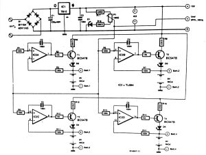 9V NiCd Battery Charger | Circuit Diagramz