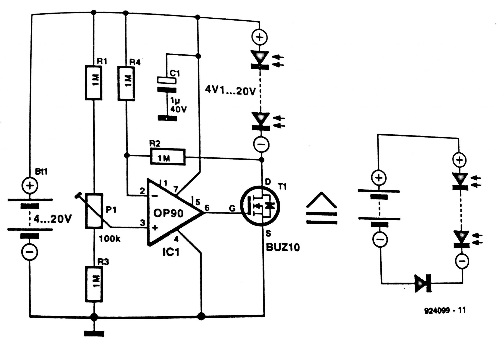 Power Supply Schematics Bn A