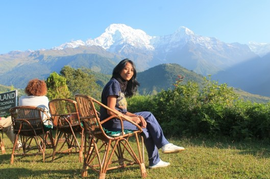 ghandruk- one of the famous place  for tourist in  Nepal