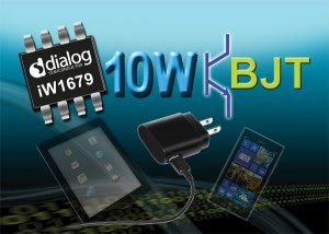 Dialog iW1679 Digital PWM Controller