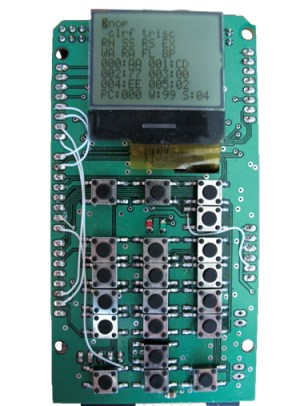 The PP4 hand-held PIC-to-PIC programmer