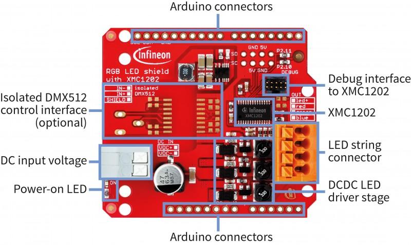 Infineon-Arduino