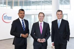Infineon-Executive-Board
