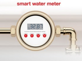 New ultrasonic MCUs and new reference designs make both electronic and mechanical water meters smarter (PRNewsfoto/Texas Instruments Incorporated)