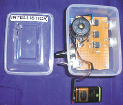 Intellistick: The Eye of the Blind By