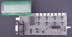 RS-232-to-RS-485 Communications Multiplexer