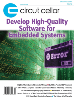 Issue #309  April 2016 Theme: Embedded Programming