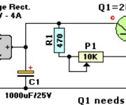 6-12V Variable Regulated Power Supply