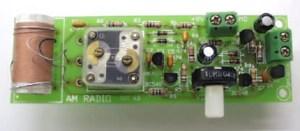 AM Radio Receiver Kit