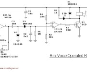 Mini Voice Operated Relay