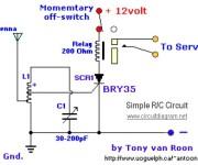 Very Simple Radio Control (R/C)