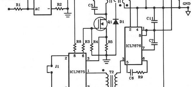 50W Offline Switching Power Supply