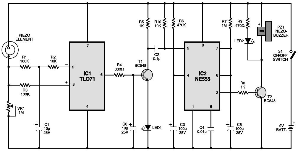seismic    vibration sensor