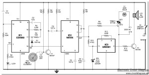 Shutter Guard Circuit Diagram