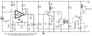 Shortwave (SW) Transmitter Circuit Design with IC BEL1895