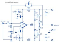 12W Audio Amplifier based FET Scheme