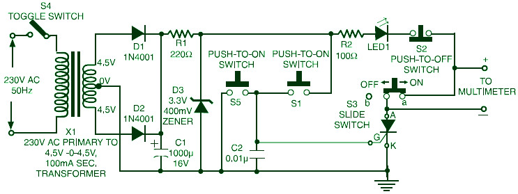 Heat Detector And Siren Circuit Diagram also Low Cost Water Pump Controller Circuit as well Keystone Led T Wiring likewise A Solar Photovoltaic Charger Schematic besides Laser  munication Transmitter Circuit Diagram. on led tube light circuit diagram