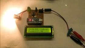 arduino wattmeter