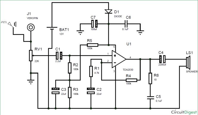 home theater subwoofer amplifier circuit diagram   Bruin Blog