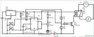 Simple Time Delay Circuit using 555 Timer – ArRoboticsBlog
