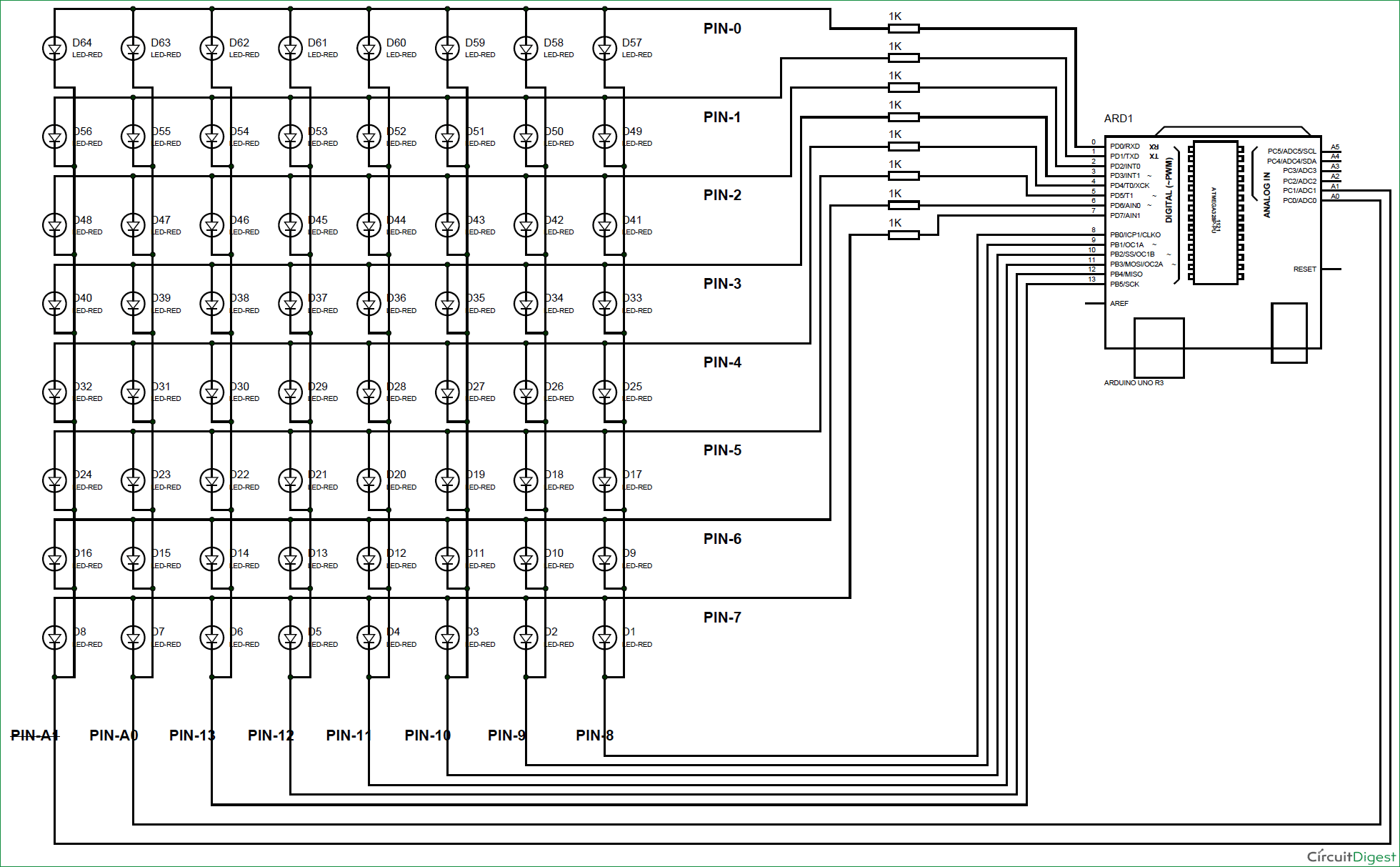 All Power Generator Wiring Schematic