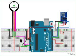 IoT Based Patient Monitoring System using ESP8266 and Arduino