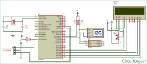 Interfacing RTC Module (DS3231) with PIC Microcontroller (PIC16F877A): Digital Clock