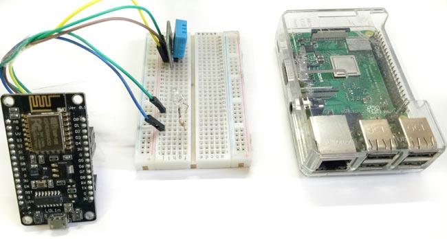 Testing Raspberry Pi Mosquitto MQTT Broker