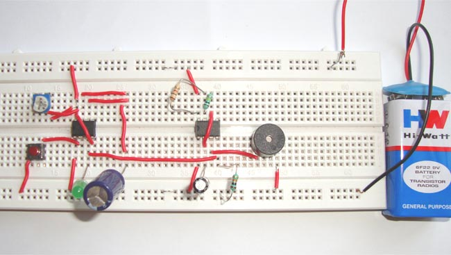 door bell  ic  technology hacking