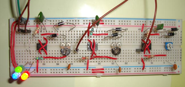 Simple DIY Electronics Circuits « Microcontroller, Robotics ...
