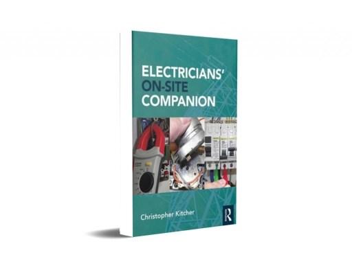 Electricians on site companion free ebook