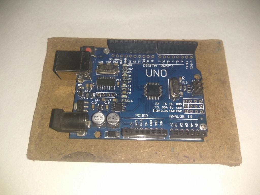 Making of a Simple Line Follower Robot with Arduino Uno step 4