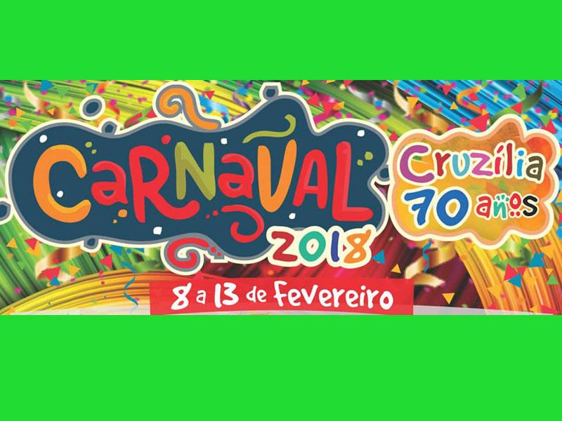 Cruzília – MG no Carnaval 2018